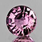 6.20 mm Round 0.95ct Sparkling Natural Pink Mogok Spinel [VVS]