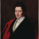 Louise Marie Jeanne (née Mauduit) Hersent, 1830 - Portrait of Mr. Arachequesne - fine art print - Canvas print / 50x60cm - 20x24