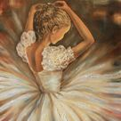 Ballet Painting