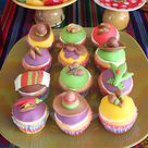 Mexican Cupcakes