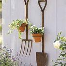 Via: pinterest.com #gardenartdiyFleaMarkets #pinterest