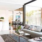 Seamless transition from old to new make this Melbourne home a designer's dream