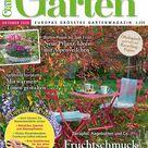 1 Garten, 2 Ideen: Eine Rasenfläche wird zum Gartenzimmer