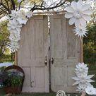 Old Doors Wedding