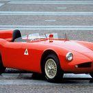 Alfa Romeo 750 Competizione amazingly different.