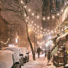 New York Is Truly Magical Covered In Snow