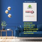 Interior Studio Ace Signed up with PMaspire AI Based PMO Software