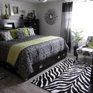 Black White Bedrooms