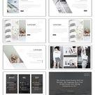 Landscape Powerpoint by design_blast
