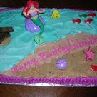 Mermaid Birthday Cakes