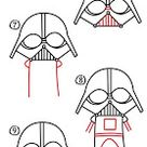 How to Paint a Darth Vader Rock