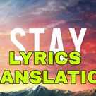 Stay Lyrics Meaning in Hindi (हिंदी) - The Kid Laroi & Justin Bieber - Lyrics Translaton