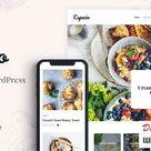 🥇[PRO VERSION] Especio v.1.0.3 Personal Gutenberg Food Blog WordPress Theme Download