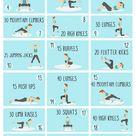 Der ultimative Fitness Adventskalender – 24 Tage Mini Workouts