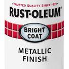 Rust Oleum Stops Rust 11OZ. BRIGHT COAT COPPER 6 Pack in Gold   344733SOS