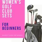 Beginner Golf Club Sets for Women