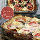 Rezept für Jamie Oliver´s Lasagne aus