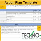 Action Planning Template Excel - Download Sample and Template
