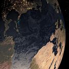 Earth from Space [1242x2688]