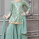 Sharara suit for kids