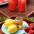 Homemade Strawberry Lemonade   Laylita's Recipes