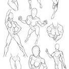 Sketchbook Figure Studies 2 by Bambs79 on DeviantArt