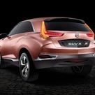 Acura SUV X Concept