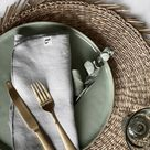 Cutlery gold