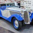 BMW 319/1 Sport roadster 1935 fr3q