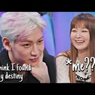 When GOT7 BAMBAM and RED VELVET Seulgi go together in one show|chaos moment (Eng Sub)