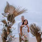 Boho Fairytale Elopement, Oahu Hawaii | Anela Benavides Photography