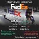 FedEx stock forecast