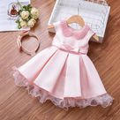 Annabelle Beaded Ball Gown   Pink / US SIZE 2