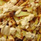 Patatas al horno con salsa de curry   Receta de Tasty details