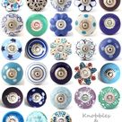 Ceramic Knobs