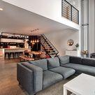 Maison d'architecte au style unique en vente à Trois-Rivières - Joli Joli Design