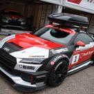 Audi TT Cup doet een Jon Olsson