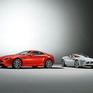 2012 Aston Martin v8 Vantage Coupe & Roadster