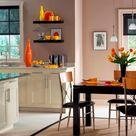 Wandfarbe für Küche: 55 Farbideen und Beispiele für Farbgestaltung