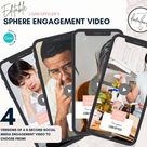 Editable Social Media Engagement Video for Loan Officers   CANVA Template   8-Seconds Marketing Message   Loan Officer Marketing   SOI Tool