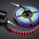 Adafruit NeoPixel Digital RGB LED Strip - White 30 LED