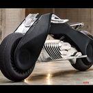 Motorcycle Design 2016 BMW Motorrad VISION NEXT 100