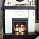 Unused Fireplace