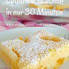 Ruck-Zuck Buttermilchkuchen :: Bella-cooks-and-travels