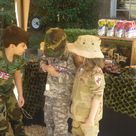Army Party Themes