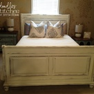 Painted Sleigh Beds