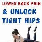 8 Lower back stretches to relieve tight and painful back - WorkoutFrolic
