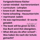 Learning the German language