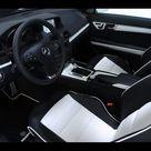 2010 Brabus Mercedes Benz E Class Coupe Interior
