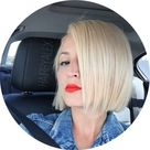 Beautiful Blunt Bob Hair Ideas - PoPular Haircuts